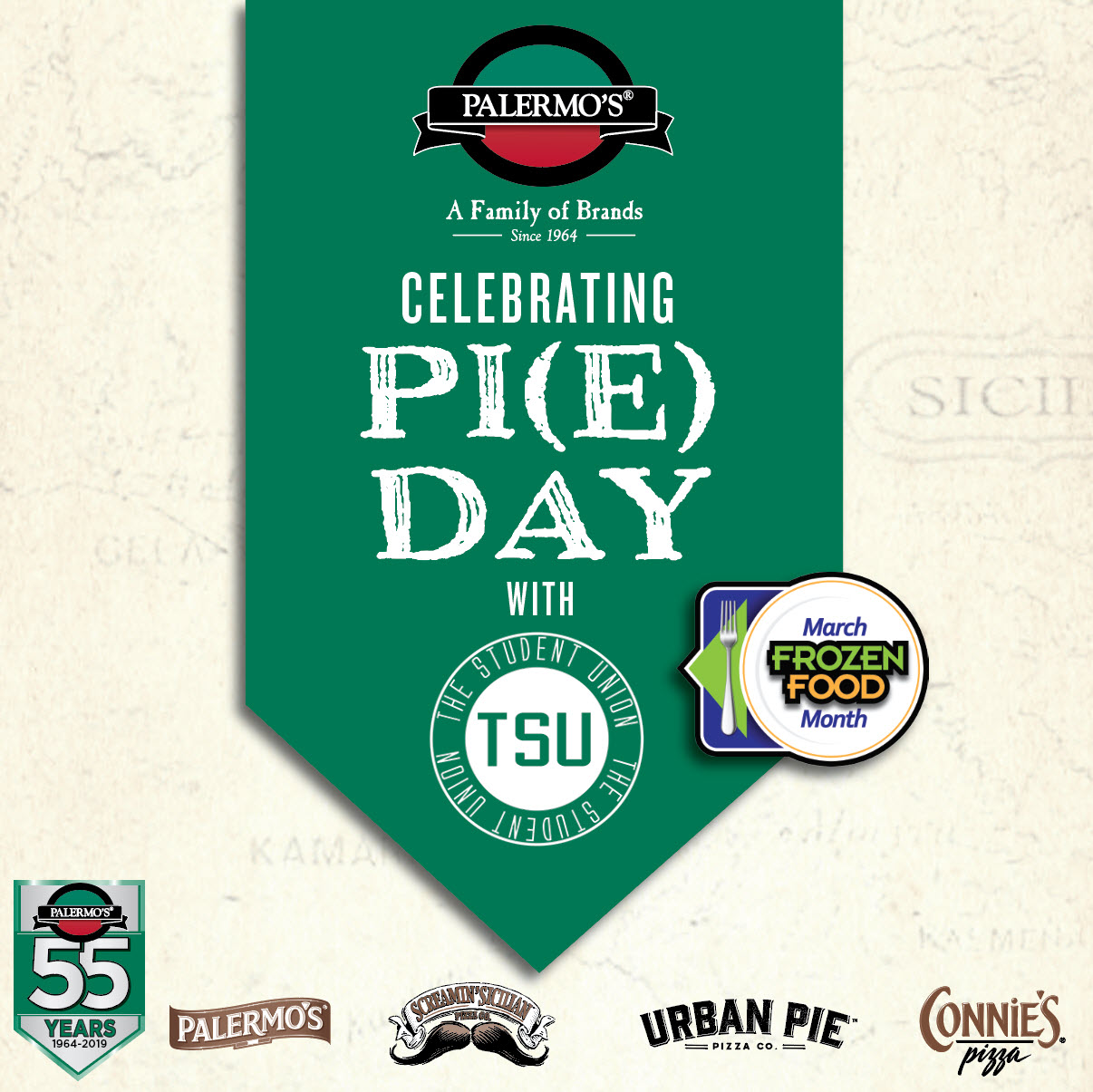 3.14: Celebrate Pi(e) Day with The Student Union