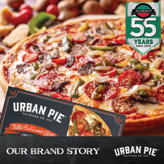 The Urban Pie Story