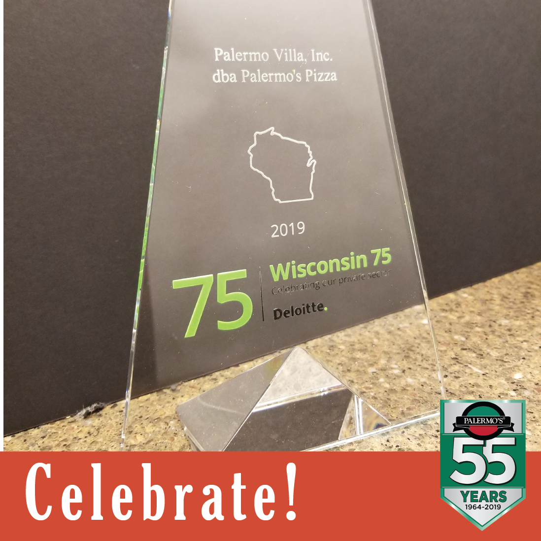 Proud to Be in Wisconsin's Top 75 Again