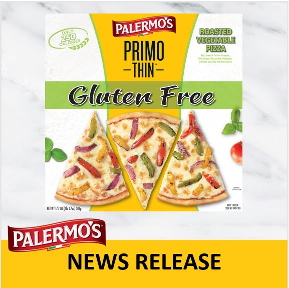 Palermo's Adds Gluten-Free to Primo Thin Lineup